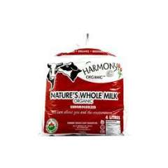 Harmony Organic, Un-homogenized Milk
