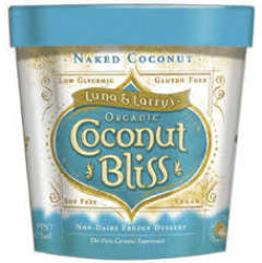 Coconut Bliss, Naked Coconut, Food Service Bulk