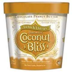 Coconut Bliss, Chocolate Peanut Butter, Food Service Bulk