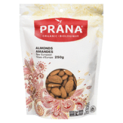 Prana, Almonds European Raw