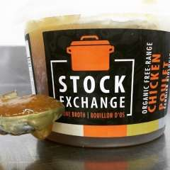 Organic Free-Range Chicken Stock Concentrate