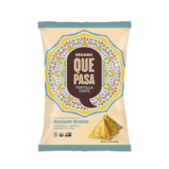 Que Pasa Ancient Grains Tortilla Chips *GF