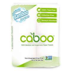Caboo, 100% treeless paper towel