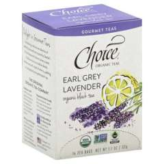 Choice Organic Back Teas
