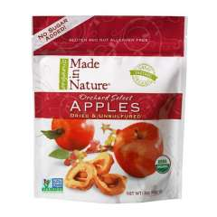 Made in Nature, Apple Rings Organic