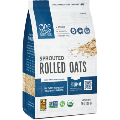 One Degree Sprouted Oats, Gluten Free *GF *V