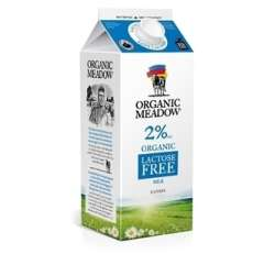 Organic Meadow, Lactose Free 2% Milk