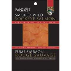 Raincoast Wild Sockeye Smoked Salmon (Habitat Protection)