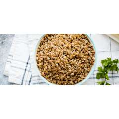 Buckwheat, Organic Toasted (Kasha)