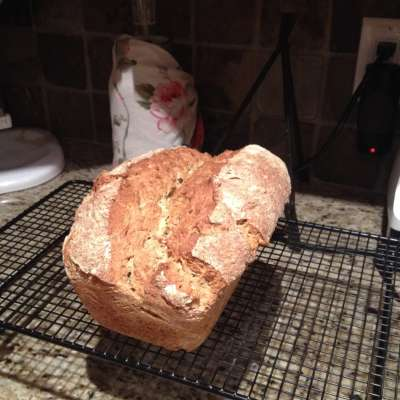 Easy Gluten Free Sourdough Bread, Artisan Mix