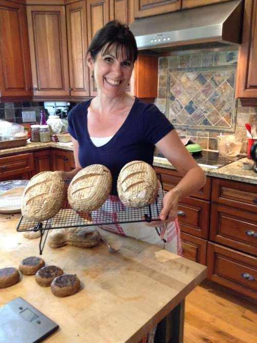 Gluten Free Sourdough Breads- CLASS IS FULL