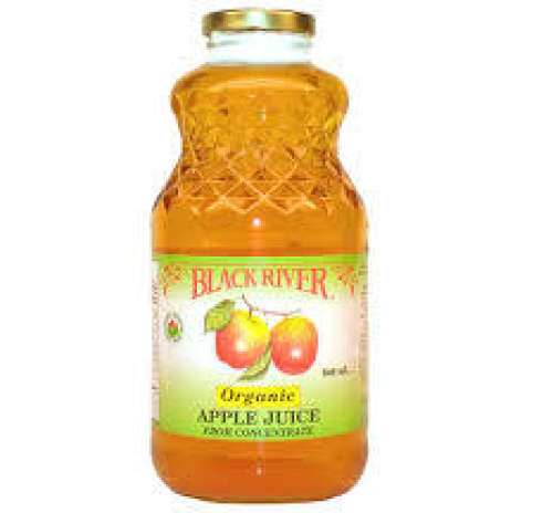 Black River, Organic Apple Juice