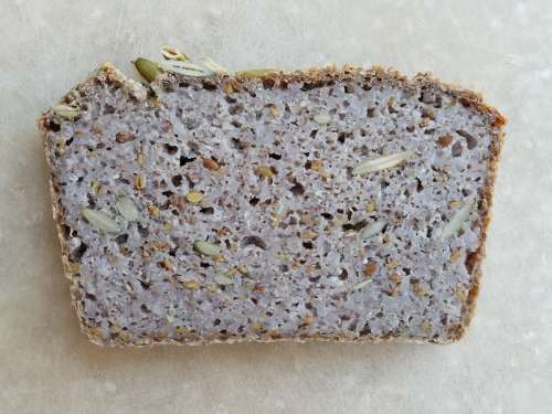 Fermented Buckwheat Bread (gluten and grain free)