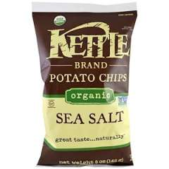 Kettle Brand Organic Chips (price includes HST) *GF