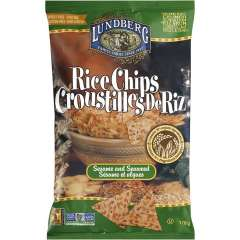 Lunberg, Rice Chips (HST included)